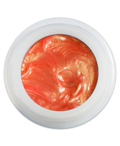 Gel-Color-Nail-H-140-Arancio-Chiaro-Perlato-7-ml